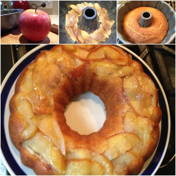Easy Apple and Cinnamon Bundt Cake Recipe