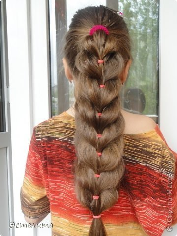 How To Diy Easy Heart Ponytail Hairstyle In 5 Minutes Fab Art Diy