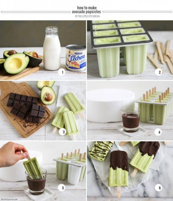 DIY Popsicle Recipes for Summer