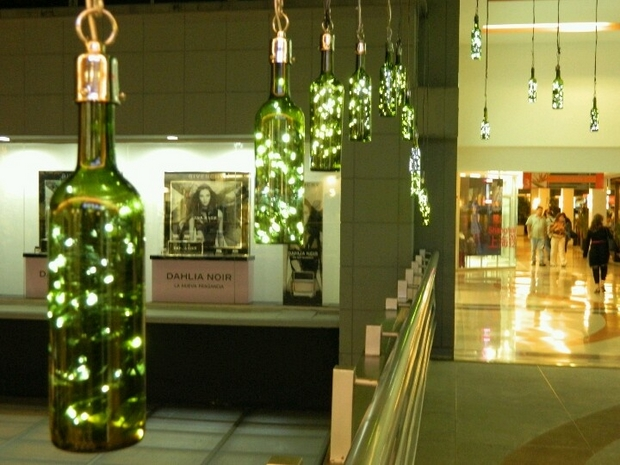30 creative ways to reuse glass bottles - Creative ideas to reuse wine bottles ...