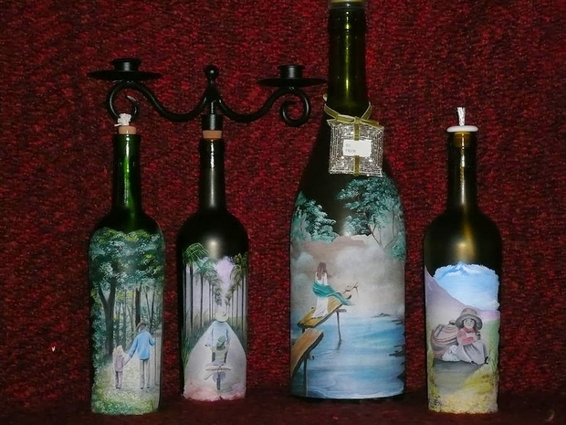 30 creative ways to reuse glass bottles