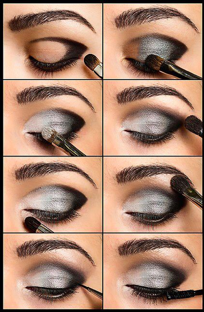 21 glamorous smokey eye tutorials | stayglam.
