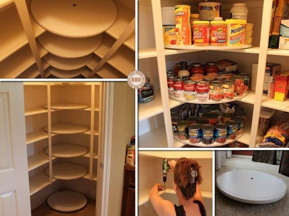 How To Diy Corner Kitchen Drawers