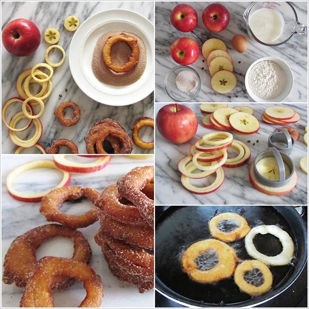 cinnamon apple ring f