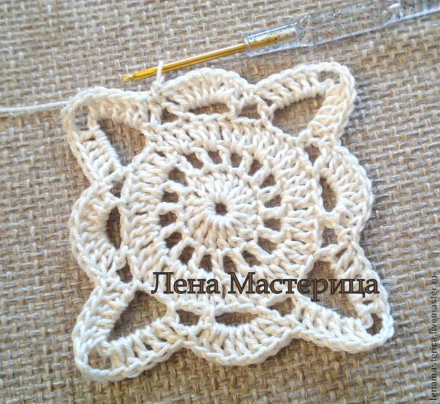 Crochet Beautiful Lace Square Motif blanket/Bedding Free Pattern with Pictures10.jpg