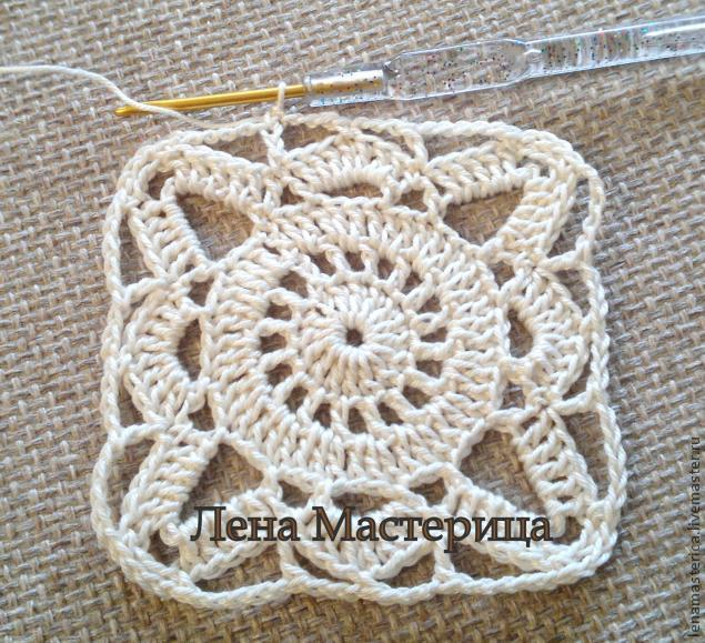Crochet Beautiful Lace Square Motif blanket/Bedding Free Pattern with Pictures11.jpg