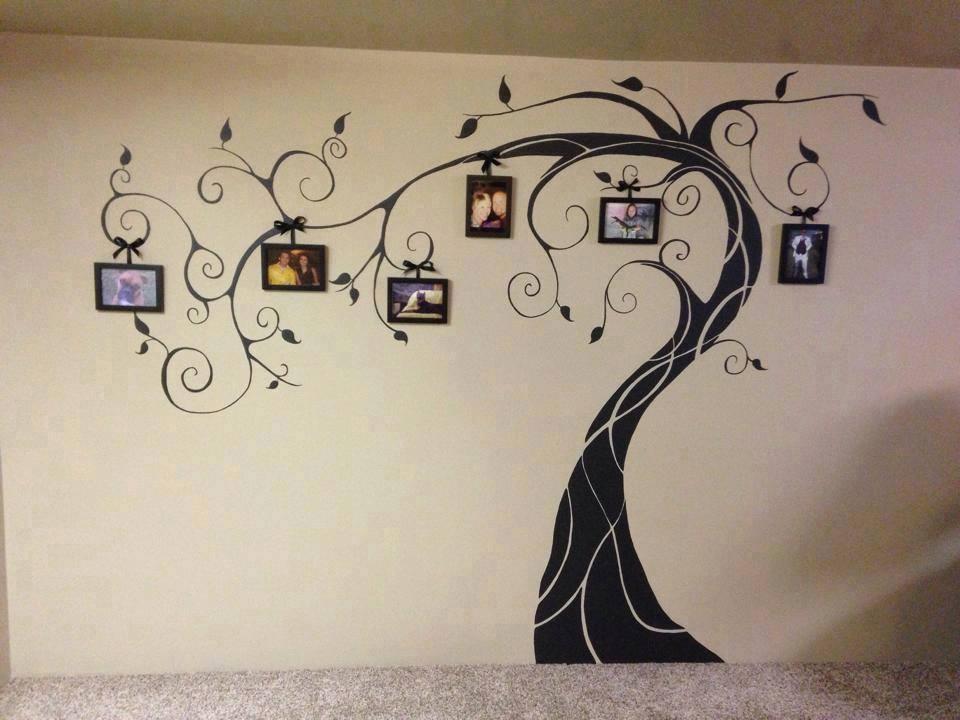 Fab Ideas on Family Tree Wall Art Decor