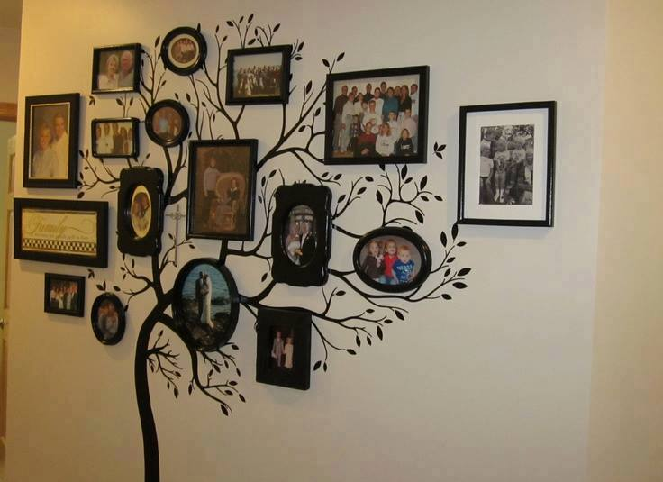 ... Family Tree Wall Decor07 ...