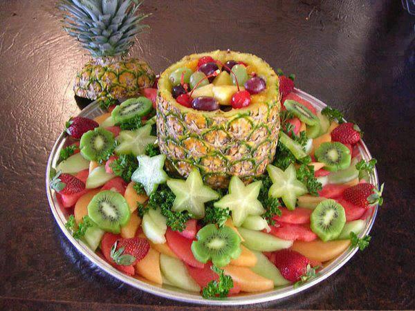 Diy Ideas On Food Art Presentation