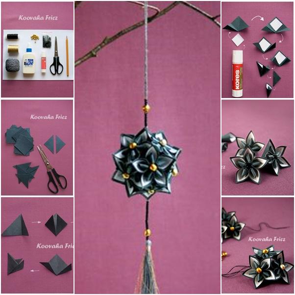 How To Make Paper Flower Origami Monza Berglauf Verband Com