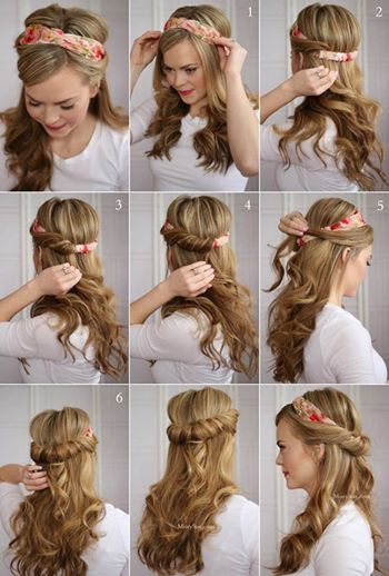 26 Cool and Easy Hair Styling Hacks