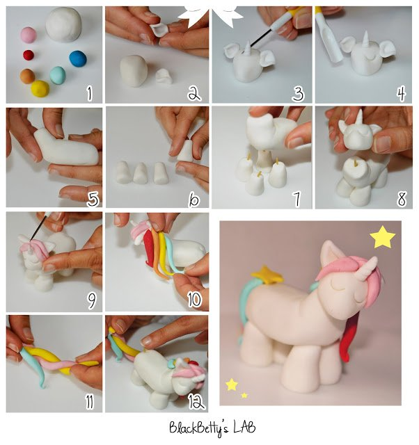 DIY Animal Cake Topper Design Ideas and Tutorials