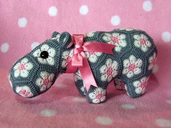 Cute Crochet Hippo Patterns