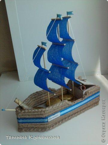 DIY Sailboat From Drinking Straw08