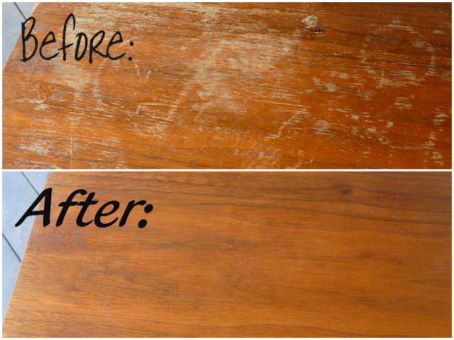 Awesome How To Fix Scratches On Wood Furniture