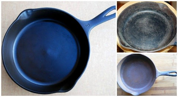 How To Reseason Rusty Cast Iron Cookware
