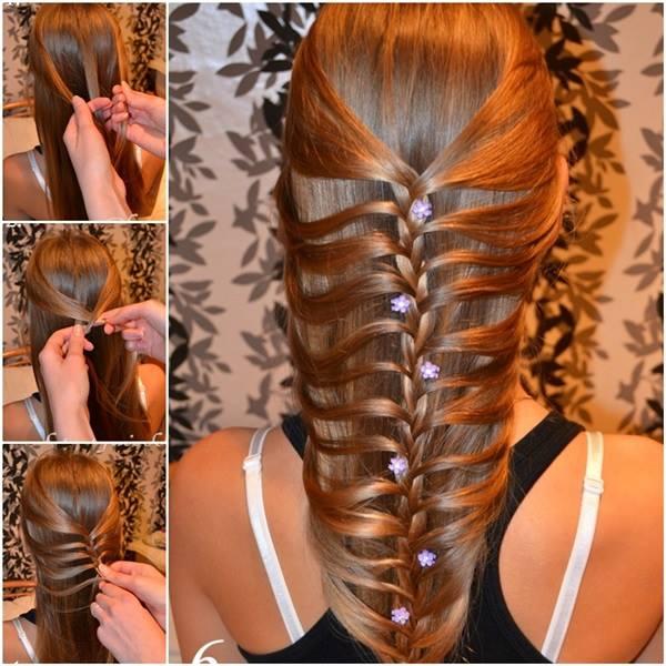 Surprising How To Diy Beautiful Mermaid Fishtail Hairstyle Diy Tutorials Schematic Wiring Diagrams Phreekkolirunnerswayorg