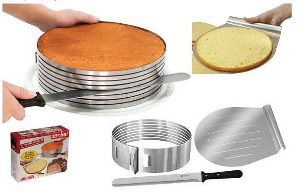 Fab Cake Layer Slicing Kit Design