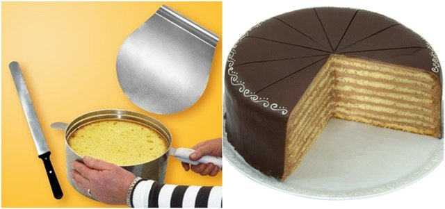Awesome Cake Layer Slicing Kit
