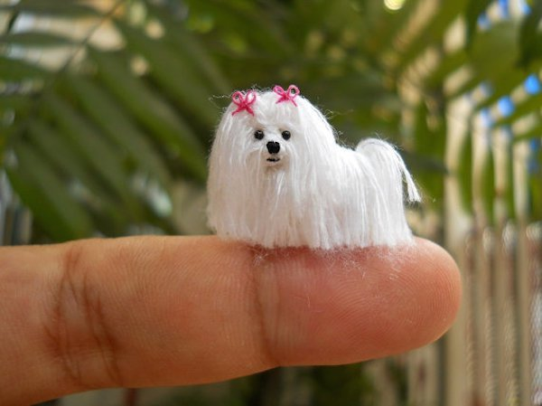 Amigurumi Cute Animals : Miniature Crochet Animals (Free Patterns)
