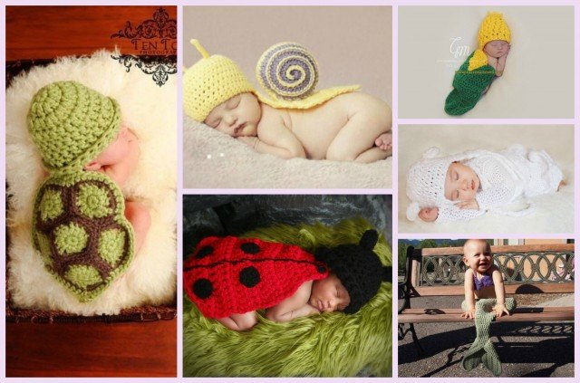 DIY Cutest Crochet Baby Outfits Around