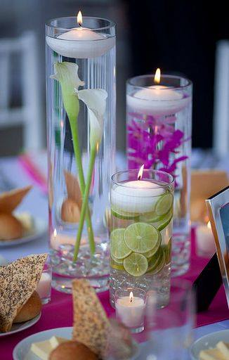 DIY Floating Candle Centerpiece Ideas (Video)