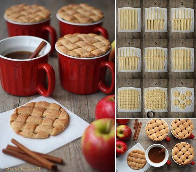 DIY Special Biscuit Weave