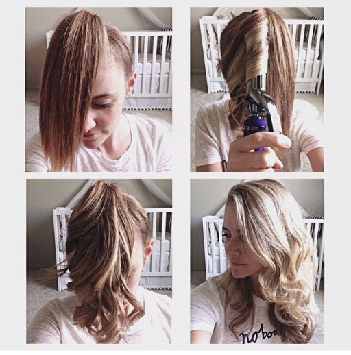 How To Curl Your Hair Easy And Fast