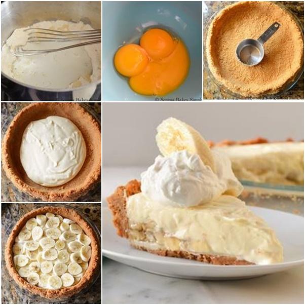 DIY Banana Pudding Cheesecake tutorial