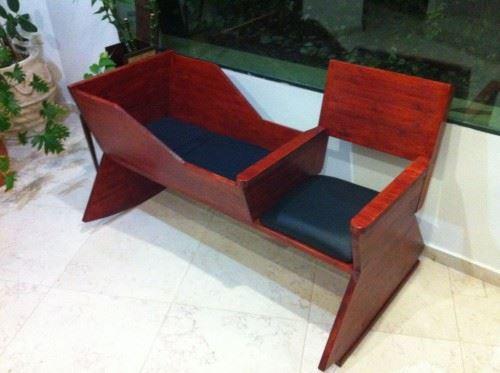 DIY Rocking Chair Cradle With a Crib tutorial