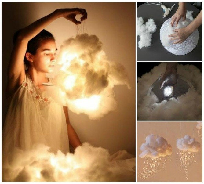 fabartHow to DIY Magical and Dreamy LED Cloud Lights