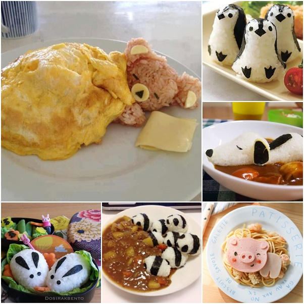 Fab Ideas On Most Adorable Meals You Can Make Art DIY