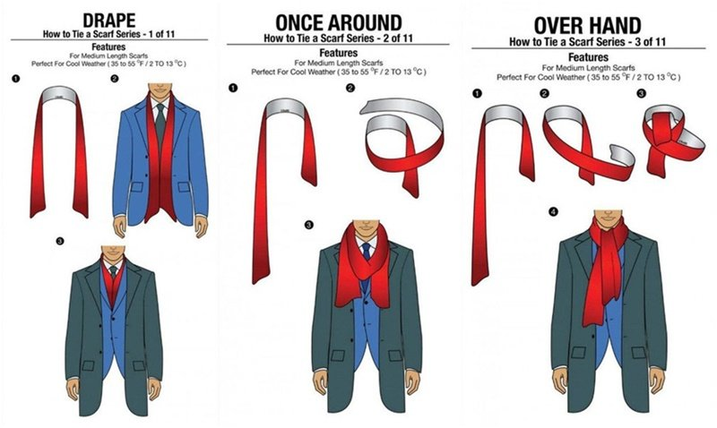 how to tie a scarf01