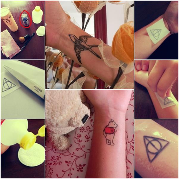 How To Make A Fake Tattoo Last