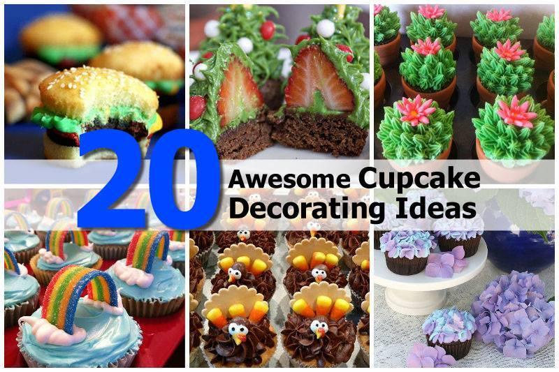 20 Beautiful cupcake ideas