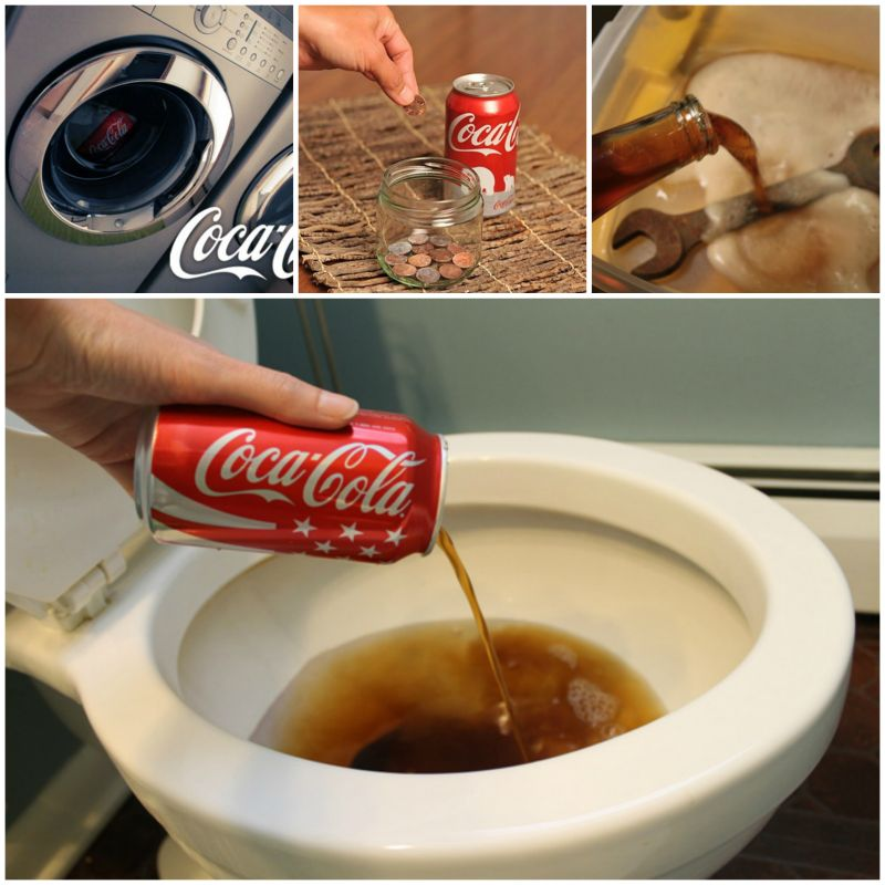 25 Practical Uses for Coca-cola