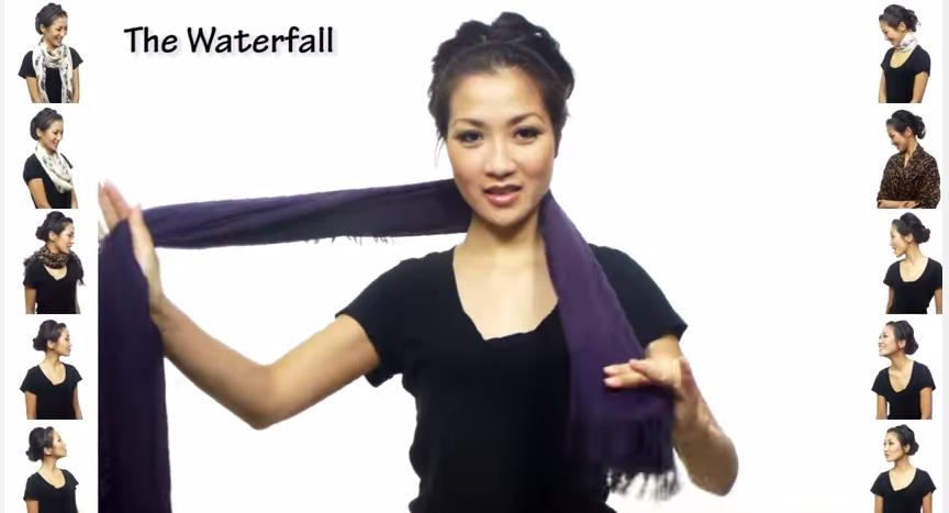 25 ways to tie a scarf1