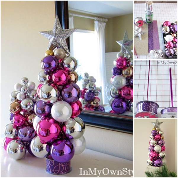 bauble christmas tree f