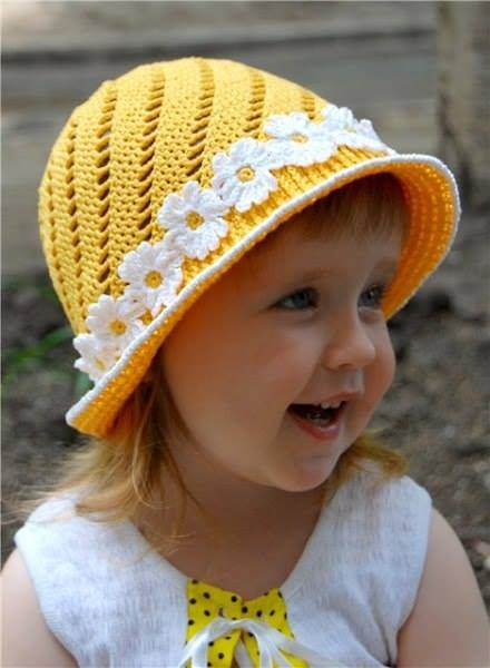 crochet girls hat6