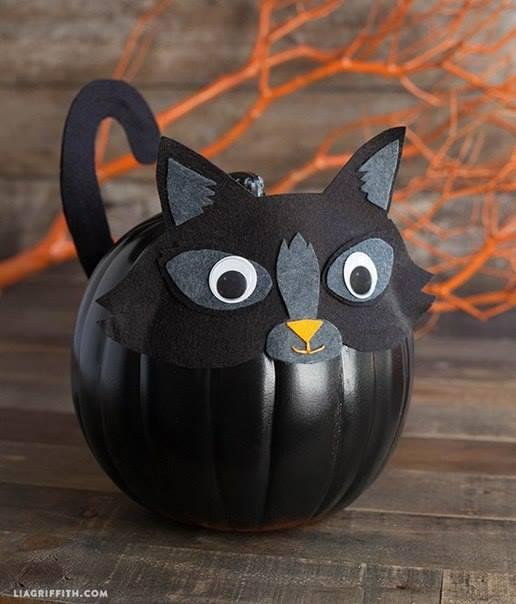 decorative prumkin for Halloween4