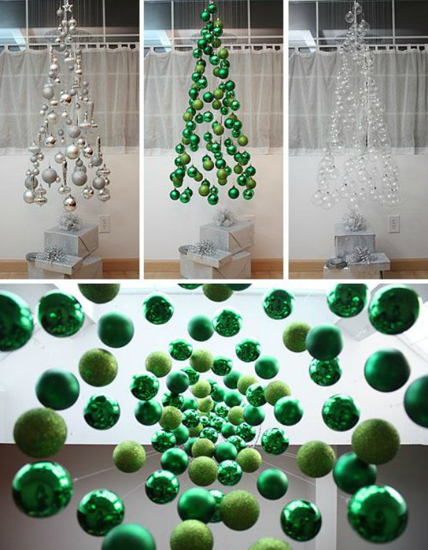 Hanging Christmas Decorations Diy.Diy Ornament Christmas Tree Mobile Tutorial Video