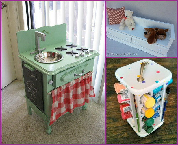 20 ways to recycle household items for kids