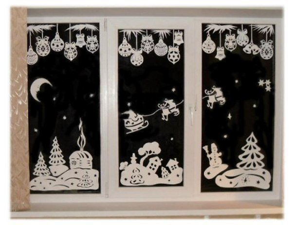 paper cutting for christmas1jpg