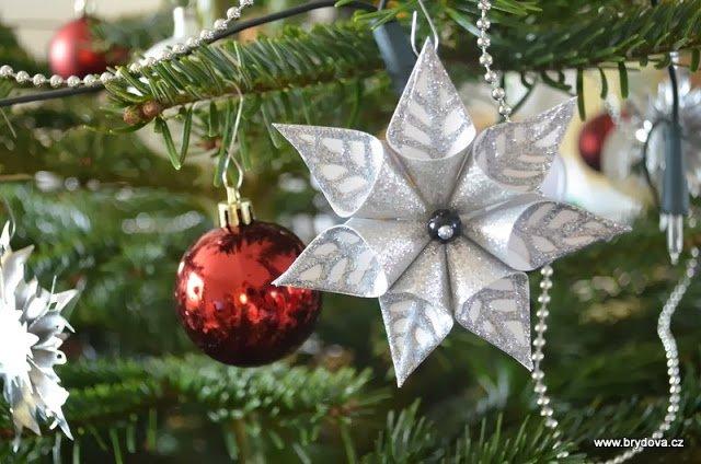 Nothing found for how to diy kanzashi star flower - Hacer adornos para el arbol de navidad ...