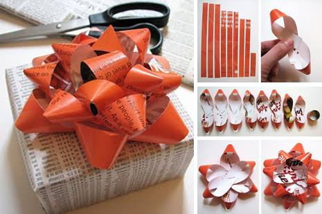 20+ DIY Gift Bow & Topper Ideas and Tutorials