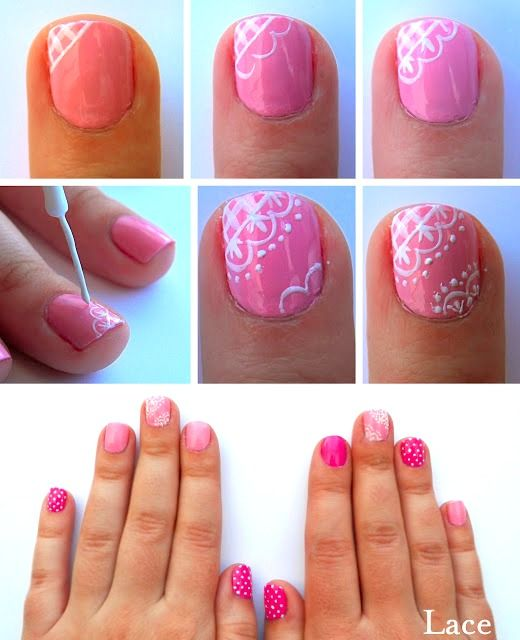 12. Owl Nail Heart (photo only) 13. Hanging Hearts – Valentine's ...