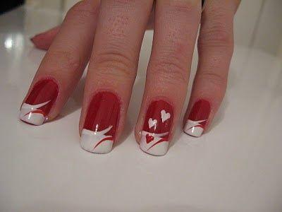 Valentine's Day Nail Art DIY Ideas that You'll Love21
