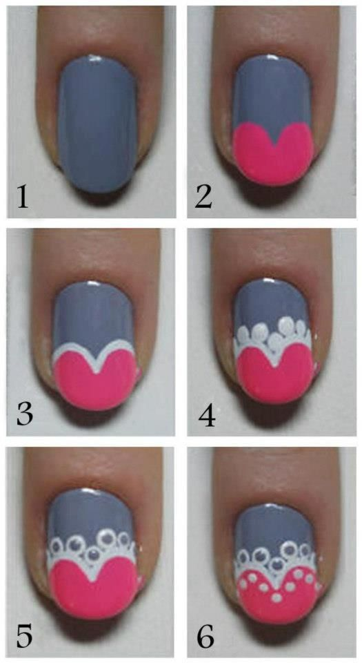 Valentine's Day Nail Art DIY Ideas that You'll Love34