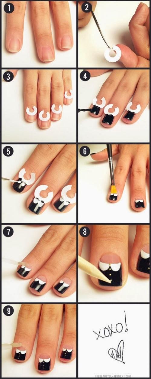 Valentine's Day Nail Art DIY Ideas that You'll Love39