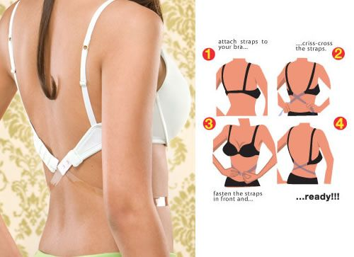 20+ DIY Bra Hacks that Will Make Your Life 8
